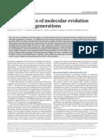 Good et al - The dynamics of molecular evolution over 60,000 generations.pdf