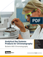 Balston Analytical Gas Systems Catalog Hydrogen Generators Section