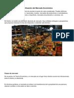 Clasificación Del Mercado Económico