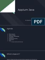 Appium Java