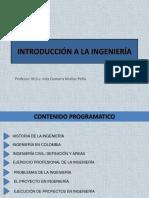 Nuevo Introducción a La Ingeniería.santander