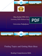 102803_TPB Finding-Topics-and-Main-Ideas-.ppt