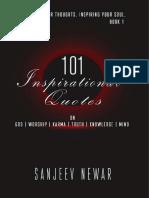 101 Inspiring Quotes - Book 1_Digital
