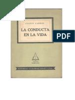 Carrel Alexis - La conducta en la vida.pdf