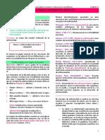 Nosología y Patogénesis General
