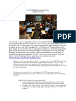 BYOD/BYOT Implementation Plan