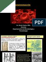 Hemodonacion