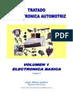 Tratado de Electrónica Automotriz - Electrónica Básica - Capítulo I