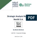 Strategic Analysis Report