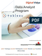 Excel Business Analytst_DAE-Brochure