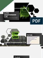 Curso Dreamweaver CS6
