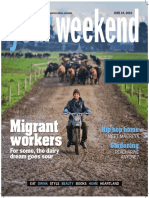 Migrant Workers article in Your Weekend, 10 June 2010