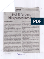 Philippine Star, June 25, 2019, 9 to 17 urgent bills passed into law.pdf