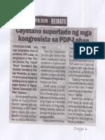 Remate, June 25, 2019, Cayetano suportado ng mga kongresista sa PDP-Laban.pdf