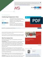 Www Achrnews Com Articles 91476 Condensing Temperature Clues