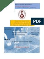 CONTROL DE COMPACTACIÓN DE SUELOS - ENSAYO PROCTOR MODIFICADO