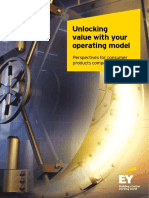 EY How Can You Unlock Value With Your Operating Model