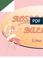 Ballerinas ROXANA marca registrada