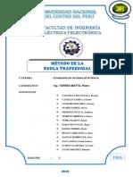 MÉTODO TRAPEZOIDAL EN ESTABILIDAD TRANSITORIA