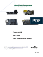 FlashcatUSB Manual