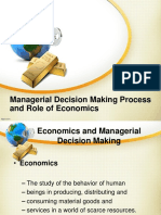 Managerial Decision Making Process and Role of Economics.ppt