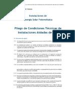 Modulos Fotovoltaicos . Soporte de Los Modulos FV (v)