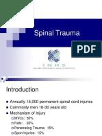 Spinal Cord Injury