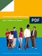Growing Through Adolescence 1