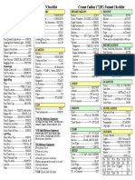 KirkKenton Cessna172RG Checklist