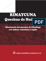 Rimaycuna. Quechua de Huánuco_ Diccionario del quechua del Huallaga con índice castellano ( PDFDrive.com ).pdf