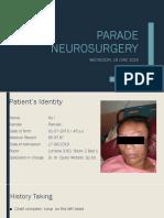 Parade bedah saraf