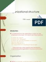 1001446 Organizational Structure