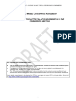 Model Consortium Agreement for APPROVAL
