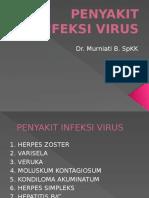 Penyakit Kulit Infeksi Virus