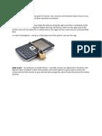 Bridle Psm App Presentation
