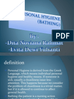 Personal Hygiene (Bathing)