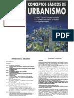 conceptos basicos de urbanismo