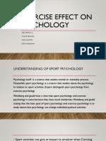 Efek Pelatihan Terhadap Psikologi