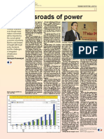 2012-08 at a Crossroads of Power by Vishvjeet Kanwarpal CEO GIS-ACG in the Energy Industry Times