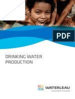 drinking water production seminar topic