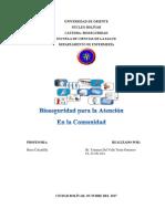 Bioseguridad III