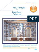 Sem 01 - Dogmas, Herejias y Concilios I - Origenes