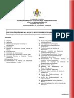 It n. 01 Procedimentos Administrativos