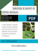 Agentes de Control Biológico