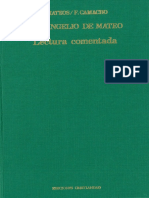 MATEOS, JUAN & BARRETO, JUAN (1981), EVANGELIO DE MATEO, LECTURA COMENTADA. MADRID, ED. CRISTIANDAD.pdf