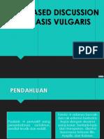 CBD Psoriasis Vulgaris