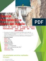 Exposicion de La Central Hidroelectrica Cerro Del Aguila