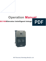 EC100 Operation Manual