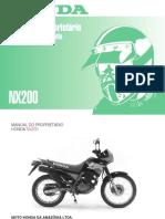 Manual Proprietário NX200