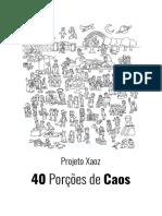Projeto Xaoz - 40 Porções de Caos.pdf